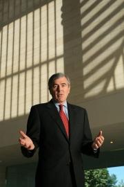 Robert Selander - Pres  &  CEO Of MasterCard /  / Client - Cards  &  Credit Magazine