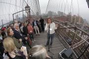 Brooklyn Bridgewalk /  Client - Poets House